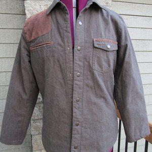 Men's Tristan Shirt Jacket Size Small